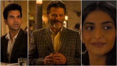 Ek Ladki Ko Dekha Toh Aisa Laga Trailer : अनोख्या लेस्बियन लव्हस्टोरीमध्ये अनिल आणि सोनम कपूर पहिल्यांदाच एकत्र