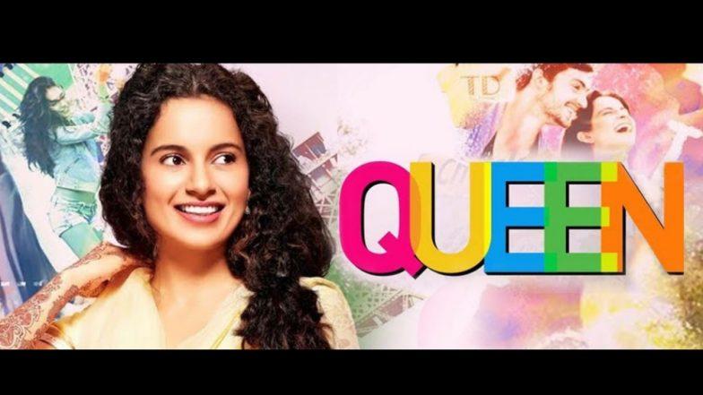 Queen Remake : तब्बल चार भाषेत प्रदर्शित होणार कंगनाच्या 'क्वीन'चा रिमेक