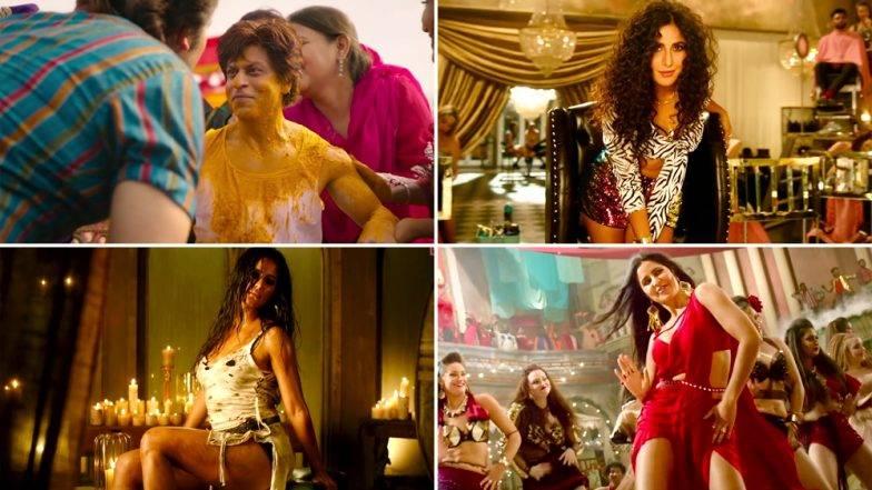 Zero Song Husn Parcham : Katrina Kaif च्या बोल्ड अंदाजातील 'हुस्न परचम' गाणं रसिकांच्या भेटीला !