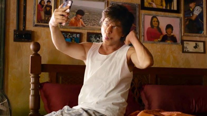 Torrent, TamilRockers नव्हे तर ट्विटर वरच  LEAK  झाला शाहरूखच्या ZERO सिनेमाचा काही भाग!
