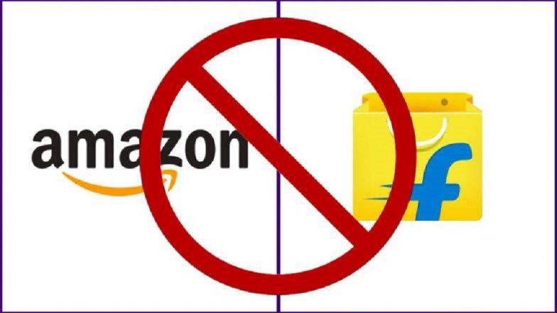 Amazon आणि Flipkart वरील महासेलवर केंद्र सरकारकडून बंदी