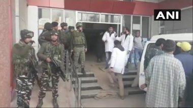 Jammu-Kashmir येथे दहशतवादी हल्ल्यात तीन जवान शहीद