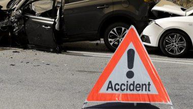 Sharad Pawar यांच्या ताफ्यातील गाडीची दुचाकीला धडक; नागपूर दौऱ्यादरम्यान घडला हा अपघात
