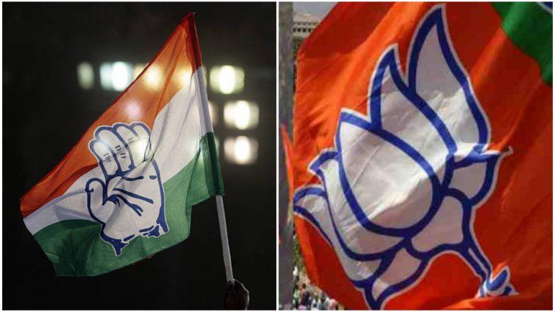 Madhya Pradesh Assembly Elections Results 2018: काँग्रेस विजयाच्या उंबरठ्यावर तरीही भाजपशी काट्याची टक्कर कायम