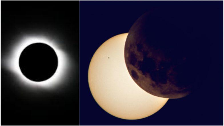 Grahan 2019: नववर्षात कधी असेल सूर्य, चंद्र ग्रहण; जाणून घ्या