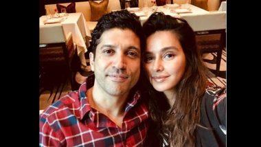 Deepika-Ranveer Reception Party: पार्टीत Farhan Akhtar आणि Shibani Dandekar यांची एकत्र एन्ट्री (Video)