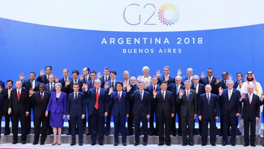 G-20 Summit : 2022 साली भारताच्या 75 व्या स्वातंत्र्यदिनी वर्षी भारत भूषवणार G-20 Summit चं यजमानपद