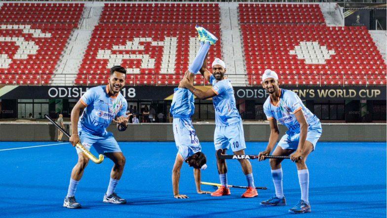 Hockey World Cup 2018:  Indian Hockey Team साठी आजचा समाना महत्वपूर्ण, उपात्यंफेरीत मिळणार का प्रवेश?