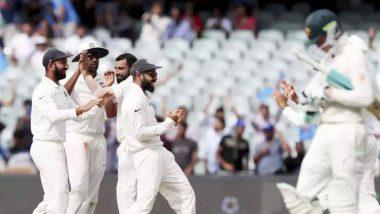 India Vs Australia 1st Test: ऑस्ट्रेलिया संघावर 31 धावांनी मात करत भारताची विजयी सलामी
