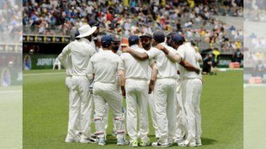 India Vs Australia 3rd Test : भारतीय संघ मजबूत स्थितीत; 443 धावांची आघाडी