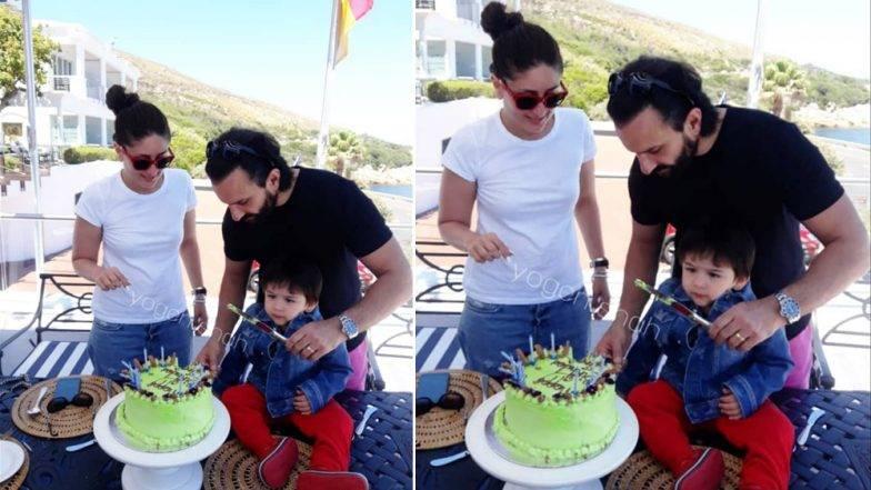 Taimur Ali Khan 2nd Birthday Celebration: दक्षिण आफ्रिकेमध्ये 'असं' सुरू आहे तैमुरच्या Birthday चं सेलिब्रेशन! (Photo)