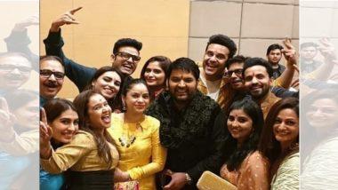 Kapil Sharma-Ginni Chatrath Wedding: कपिल शर्मा आणि गिन्नी चतरथ यांच्या प्री वेडिंग सेलिब्रेशनला सुरुवात (Photos)