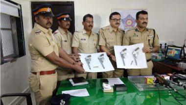 देशी बंदुकांची तस्करी करणाऱ्या दोन आरोपींना मुंबई पोलिसांनी ठोकल्या बेड्या