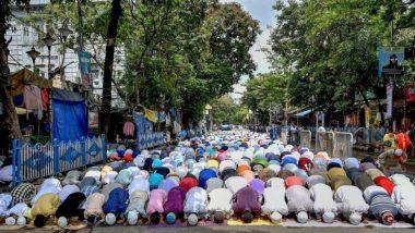 नोएडामध्ये मुस्लिम बांधवांना पार्कमध्ये नमाज पठणाला बंदी, पोलिसांचे आदेश
