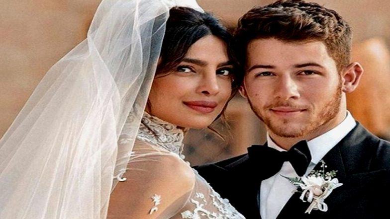 FIRST PIC: प्रियांका चोप्रा आणि निक जोनस यांच्या लग्नसोहळ्याची सोशल मीडियावर पहिली झलक