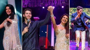 Priyanka Nick Wedding: Sangeet Ceremony मध्ये Priyanka - Nick परिवारामध्ये रंगली नृत्याची चुरस