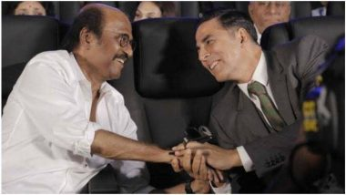 '2.0' Box Office Collection आणि  Rajinikanth Birthday  यांच्यामुळे जुळून आला 12-12-12 हा अद्भुत योगायोग
