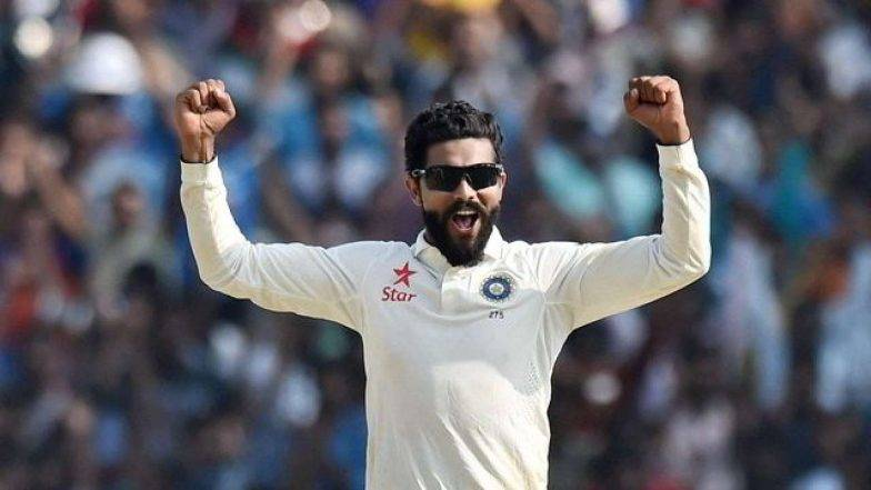 India Vs Australia 3rd Test:  ऑस्ट्रेलियाविरुद्ध रवींद्र जडेजाचे विकेटमधील अर्धशतक पूर्ण