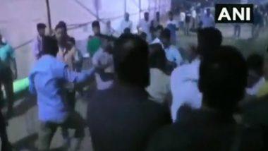 केंद्रीय मंत्री रामदास आठवले यांच्याशी गैरवर्तन करणाऱ्या युवकाची धुलाई; समर्थकांची महाराष्ट्र बंदची हाक