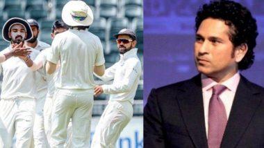 India vs Australia 1st Test मॅचच्या विजयानंतर सचिन तेंडुलकरला 2003च्या सामान्याची झाली आठवण,  ट्विट् करुन जुन्या आठवणींना उजाळा