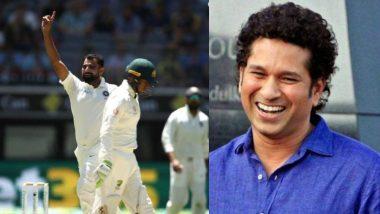 India vs Australia 2nd Test :  Mohammed Shami ने 15 वर्षांनतर ऑस्ट्रेलियात केला हा पराक्रम, Sachin Tendulkar नेही केलं ट्विटरच्या माध्यमातून कौतुक