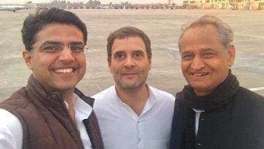 Rajasthan Assembly Elections Results 2018: राजस्थान - काँग्रेसचा मुख्यमंत्री कोण? सचिन पायलट यांनी दिले उत्तर
