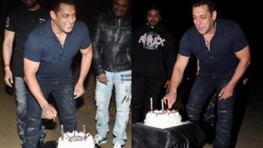 Salman Khan 53rd Birthday: पनवेलच्या फार्महाऊसवर सलमान खानच्या बर्थडेची धूम; बॉलिवूड स्टार्सची हजेरी