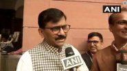 Maharashtra Assembly Election 2019: शिवसेना- भाजपा युती जागावाटपाच्या तिढ्यावर संजय राऊत यांची प्रतिक्रिया; 'भारत पाकिस्तान विभाजनापेक्षा 288 जागांचे वाटप करणं भयंकर'