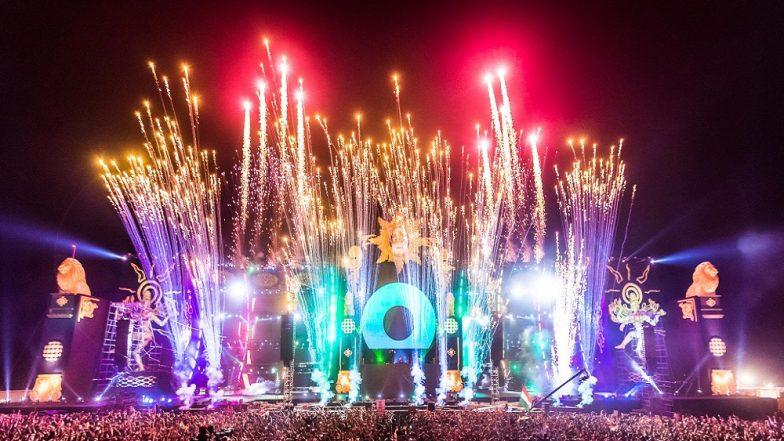Sunburn Festival 2018 : सनबर्नमध्ये कानठळ्या बसवणाऱ्या आवाजाविरोधात कोर्टात याचिका दाखल