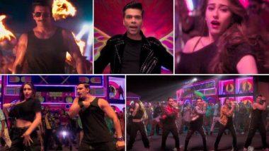 Simmba Song Aankh Marey: पाहा Ranveer-Sara चे जबरदस्त डान्स मूव्ह्ज आणि गोलमाल गँगची धमाल
