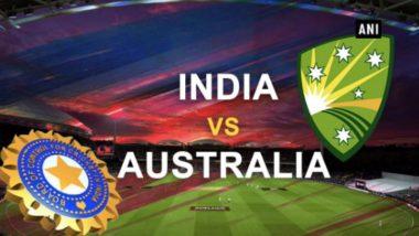 India Vs Australia 1st Test: दुसऱ्या दिवस अखेर ऑस्ट्रेलिया संघाचा खेळ 7 बाद 191