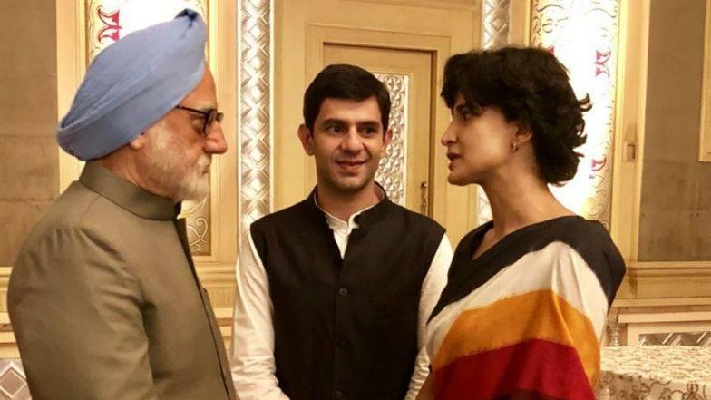 The Accidental Prime Minister : अपेक्षित बदल केले नाहीत, तर चित्रपट प्रदर्शित करू देणार नाही; सत्यजीत तांबे यांचा इशारा