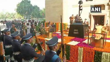 Vijay Diwas : पंतप्रधान नरेंद्र मोदी आणि राष्ट्रपती रामनाथ कोविंद यांच्याकडून शूरवीरांच्या शौर्याला सलाम