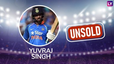 IPL Auction 2019 :   IPL12 च्या पहिल्या लिलाव फेरीमध्ये Yuvraj Singh ला वाली नाही !