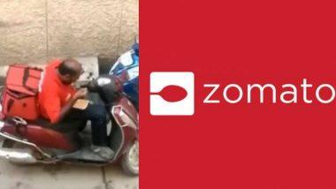 Zomato Food Tampering Viral Video ची कंपनीने घेतली गंभीर दखल, आता Tamper Proof Tapes लावून होणार पदार्थांची डिलेव्हरी