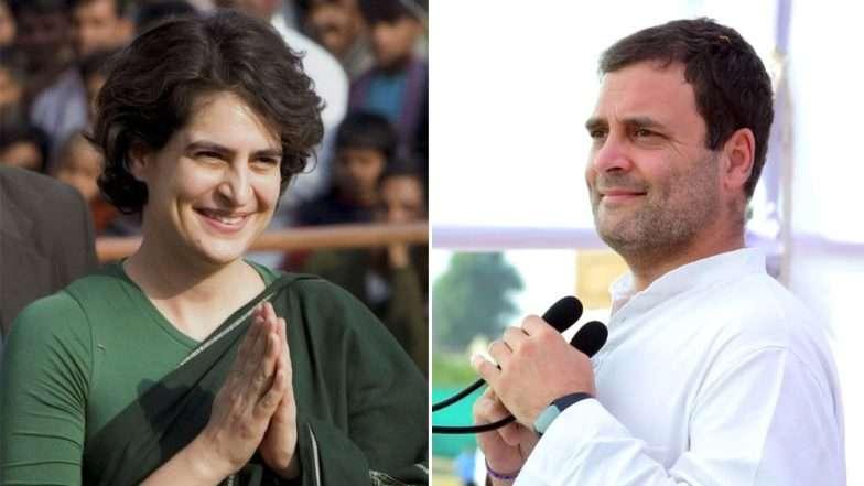 Lok Sabha Elections 2019: राहुल गांधी यांचा मोठा निर्णय; प्रियंका यांच्यावर सरचिटणीसपदाची जबाबदारी