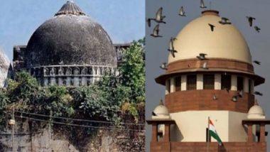 अयोध्या वाद: 'Ayodhya Case'ची होणारी आजची सुनावणी टळली, सुप्रीम कोर्टाकडून मध्यस्थी समितीला 15 ऑगस्टपर्यंत वेळ