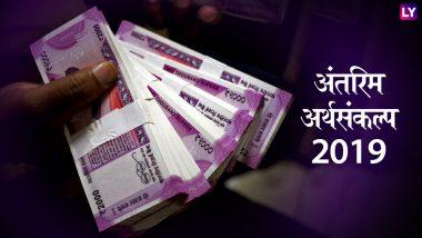 Budget 2019: 59 मिनिटांत 1 करोड रुपये कर्ज मिळणार, लघु उद्योगधंद्यातील व्यापाऱ्यांसाठी खास तरतूद