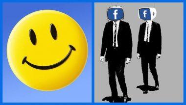 म्हणून Facebook कार्यालयातील कर्मचारी सतत स्माईल करतात...
