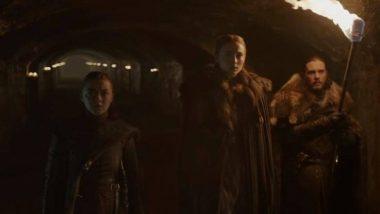 Game of Thrones Season 8 Teaser : जॉन स्नो, सान्सा स्टार्क आणि आर्या स्टार्क शेवटच्या लढाईस सज्ज; 14 एप्रिलला येणार पहिला एपिसोड