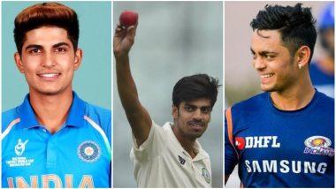 क्रिकेट: 2019 मध्ये खेळाडूंचं हे त्रिकूट टीम इंडियातून करणार पदार्पण
