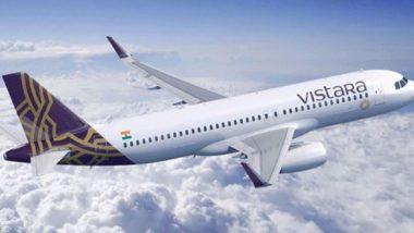 Vistara to Offer In-Flight WiFi: उद्यापासून विमानात मिळणार इंटरनेटची सुविधा; विस्तारा एअरलाईन्स उपलब्ध करून देणार वाय-फाय