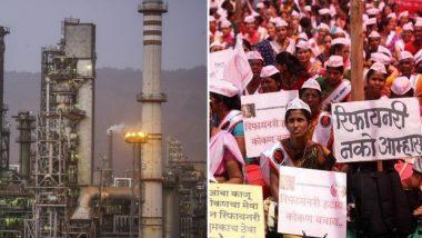 Nanar Refinery Project: नाणार प्रकल्प रायगड येथे स्थलांतरित होणार?