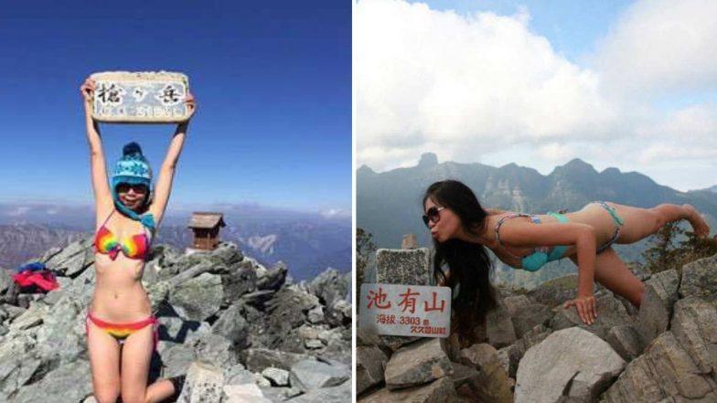 प्रसिद्ध 'Bikni Hiker'चा 65 फूटांवरुन खाली कोसळून मृत्यू
