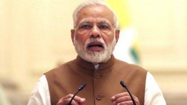 Happy New Year 2019 Greetings: पंतप्रधान Narendra Modi पासून Rahul Gandhi पर्यंत अनेक नेत्यांनी देशवासियांना दिल्या नववर्षाच्या शुभेच्छा!