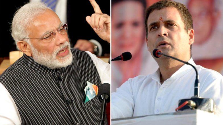 2019 मध्ये पंतप्रधान नरेंद्र मोदी, राहुल गांधी यांच्यासह अन्य बड्या नेत्यांचे नशिबाचे निकाल लागणार