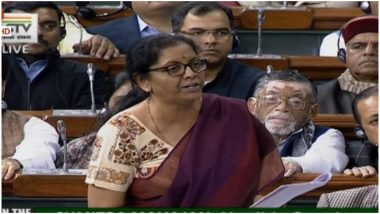Rafale in Lok Sabha: ' 2019 मध्ये भारताला मिळणार राफेल विमान', संरक्षणमंत्री निर्मला सीतारमण यांचा काँग्रेसवर पलटवर