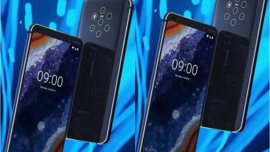 Nokia 9 Pureview तब्बल 7 कॅमेरे असलेला जगातला पहिला स्मार्टफोन, पाहा खास फिचर्स