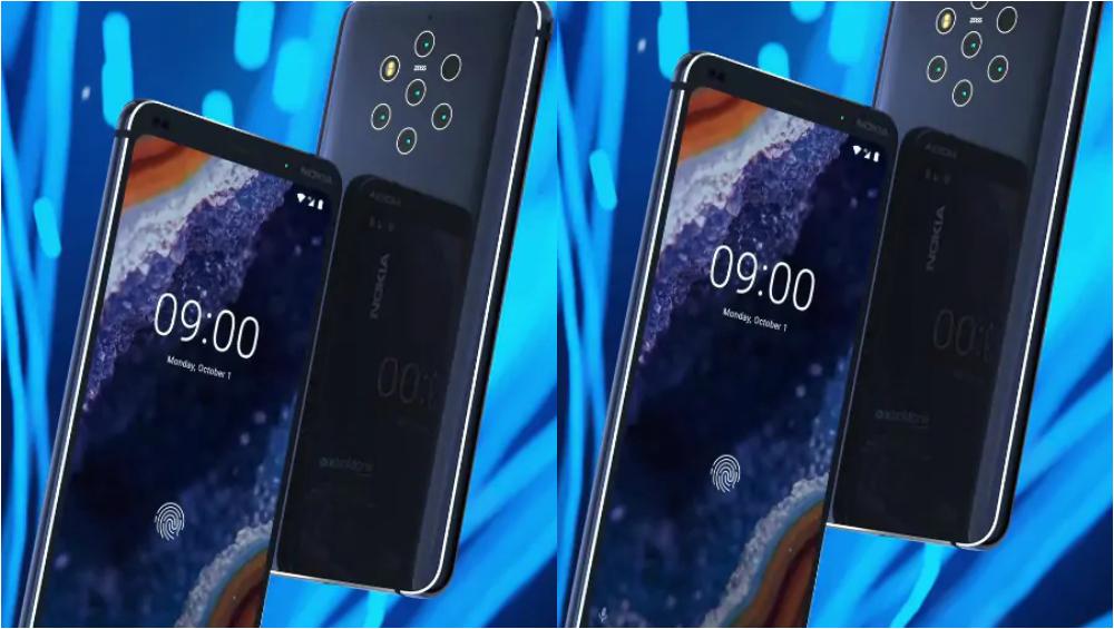तब्बल 5 रियर कॅमे-याने सुसज्ज असलेला Nokia 9 Pure View स्मार्टफोन भारतात लाँच, जाणून घ्या या स्मार्टफोनचे जबरदस्त फिचर्स