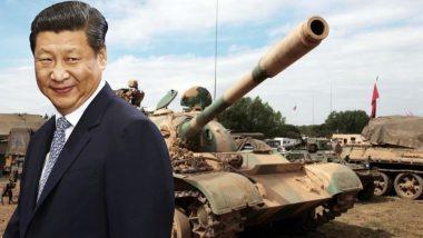 सैन्याला तयार राहण्याचे शी जिनपींग यांचे आदेश, चीनच्या शेजारी राष्ट्रांच्या भूवया उंचावल्या